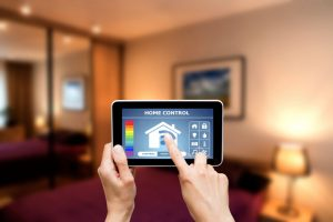 Remote-home-control-system-on-a-digital-tablet-or-phone.