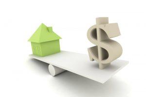 money-seesaw-house