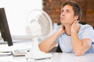 man-desk-fan
